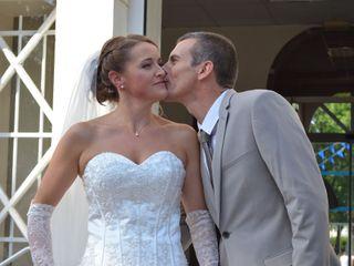 Le mariage de Stéphanie et Stéphane