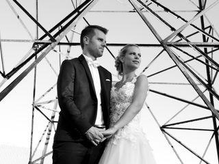 Le mariage de Jérôme et Laurine