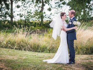 Le mariage de Anna et Baptiste