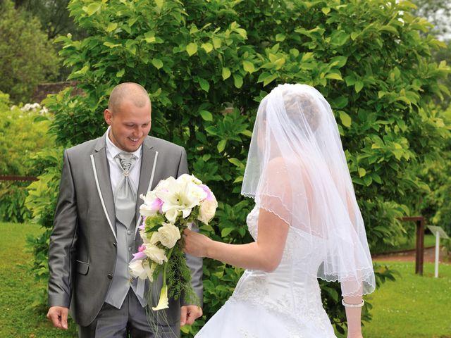 Le mariage de Jordan et Sophie à Stiring-Wendel, Moselle 9