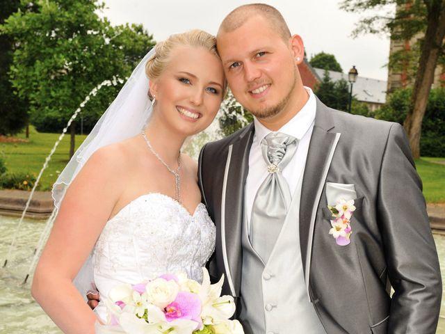 Le mariage de Jordan et Sophie à Stiring-Wendel, Moselle 11