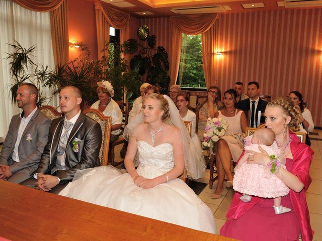 Le mariage de Jordan et Sophie à Stiring-Wendel, Moselle 2