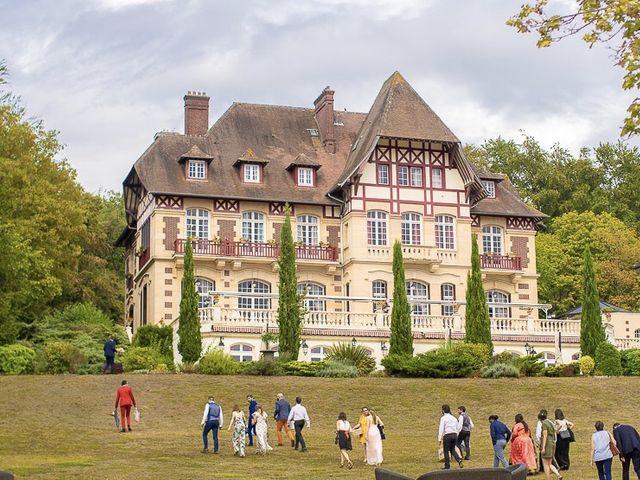 Le mariage de  Alan et  Claire à Gouvieux, Oise 6