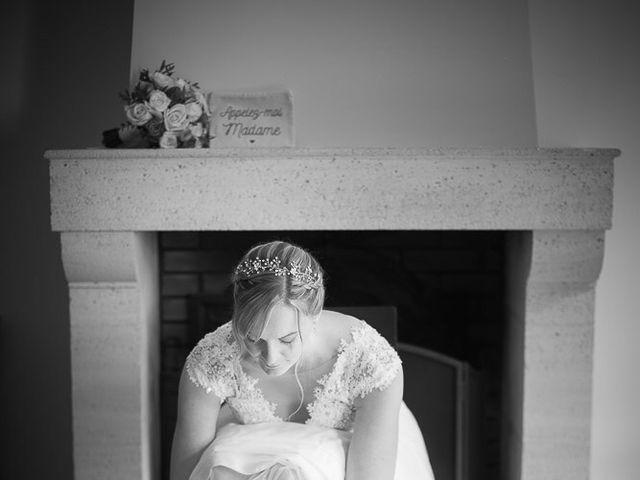 Le mariage de  Alan et  Claire à Gouvieux, Oise 8