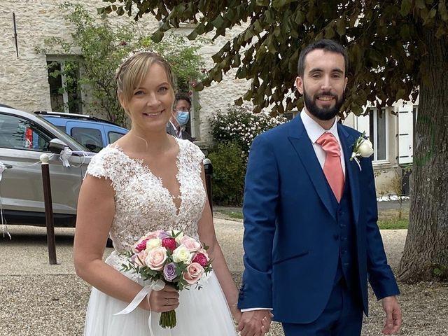 Le mariage de  Claire et  Alan