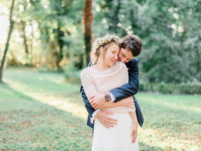 Le mariage de Anne-Laure et Hervé