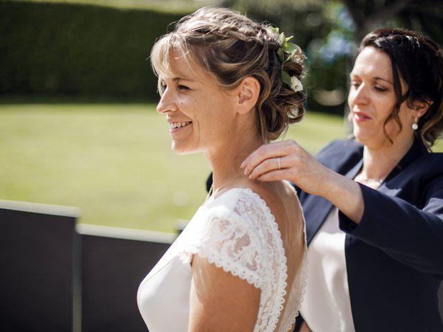 Le mariage de Jordi et Marine à Spézet, Finistère 7