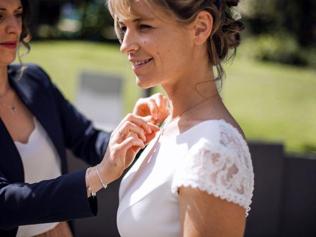 Le mariage de Jordi et Marine à Spézet, Finistère 8