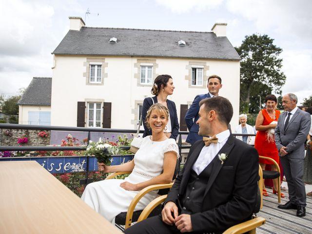 Le mariage de Jordi et Marine à Spézet, Finistère 11