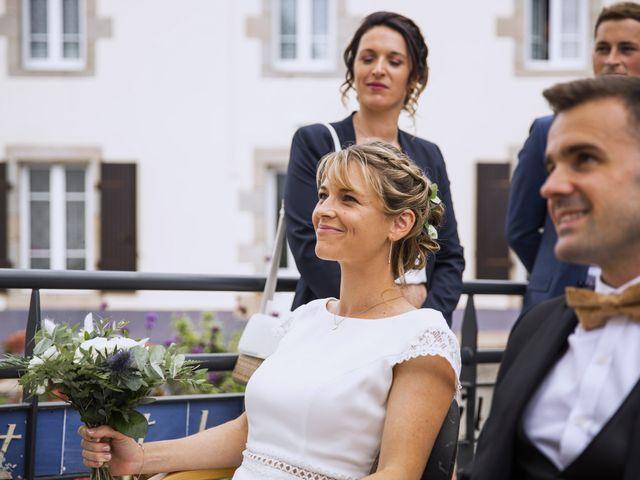 Le mariage de Jordi et Marine à Spézet, Finistère 12