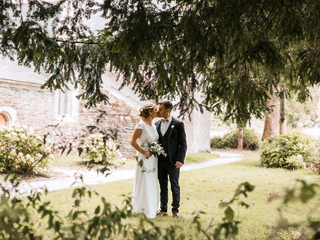 Le mariage de Jordi et Marine à Spézet, Finistère 20