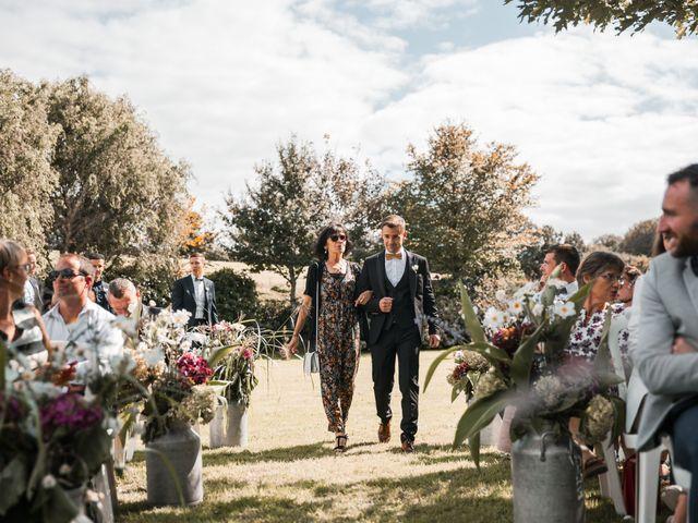 Le mariage de Jordi et Marine à Spézet, Finistère 22
