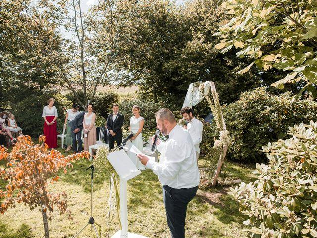 Le mariage de Jordi et Marine à Spézet, Finistère 25