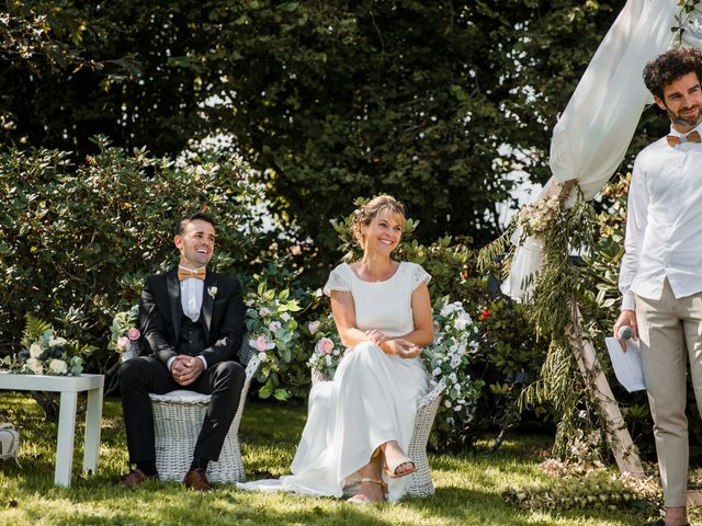 Le mariage de Jordi et Marine à Spézet, Finistère 30