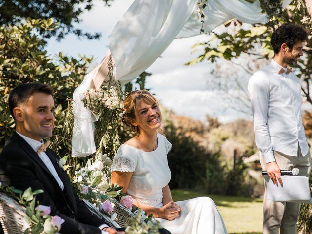 Le mariage de Jordi et Marine à Spézet, Finistère 31