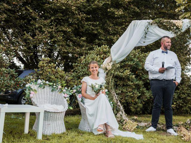 Le mariage de Jordi et Marine à Spézet, Finistère 33