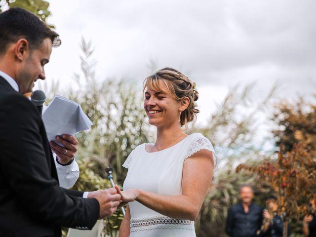 Le mariage de Jordi et Marine à Spézet, Finistère 36