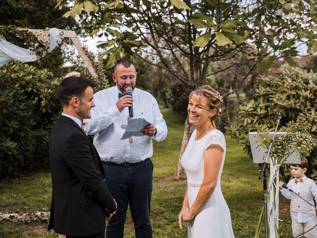 Le mariage de Jordi et Marine à Spézet, Finistère 38