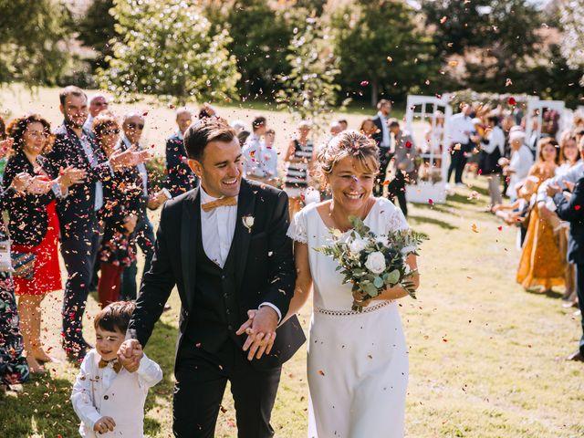 Le mariage de Jordi et Marine à Spézet, Finistère 42
