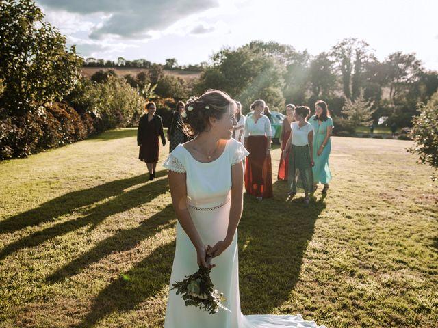 Le mariage de Jordi et Marine à Spézet, Finistère 67
