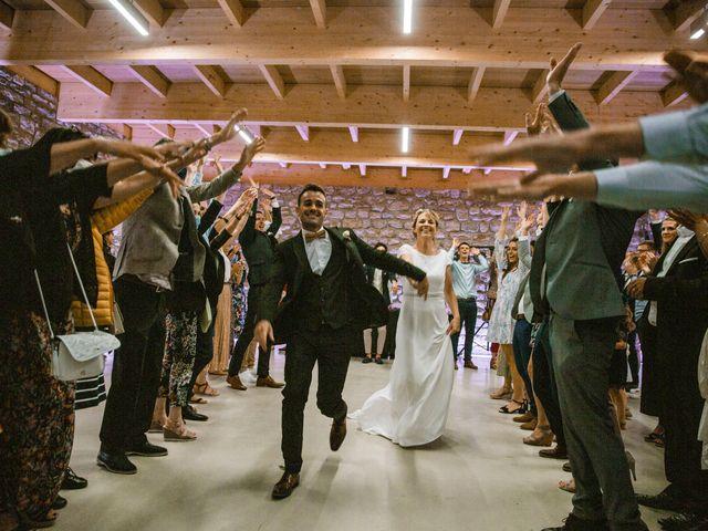 Le mariage de Jordi et Marine à Spézet, Finistère 69