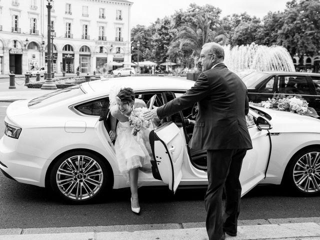 Le mariage de Kévin et Clémence à Saint-Antoine-du-Rocher, Indre-et-Loire 3
