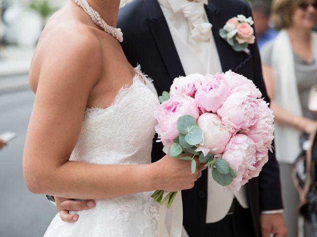 Le mariage de Kévin et Clémence à Saint-Antoine-du-Rocher, Indre-et-Loire 5