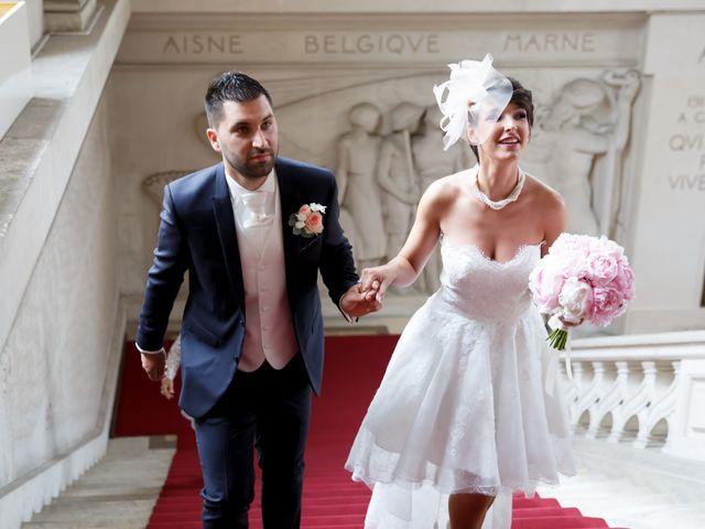Le mariage de Kévin et Clémence à Saint-Antoine-du-Rocher, Indre-et-Loire 6