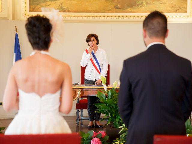 Le mariage de Kévin et Clémence à Saint-Antoine-du-Rocher, Indre-et-Loire 8