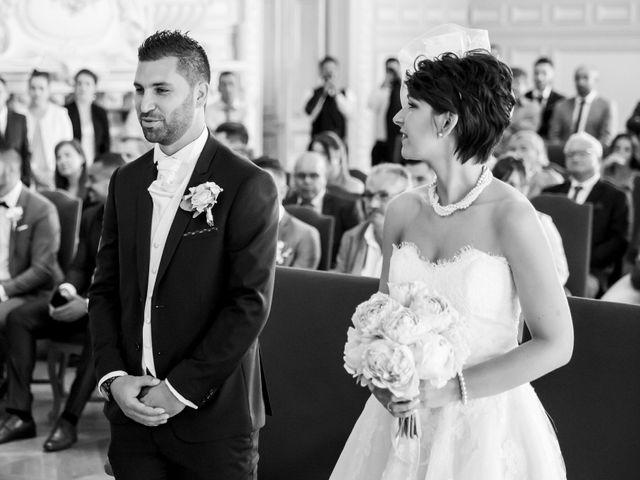Le mariage de Kévin et Clémence à Saint-Antoine-du-Rocher, Indre-et-Loire 9
