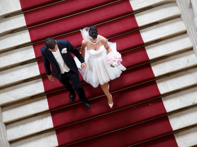 Le mariage de Kévin et Clémence à Saint-Antoine-du-Rocher, Indre-et-Loire 11