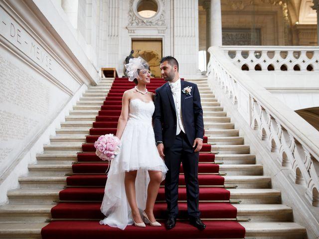 Le mariage de Clémence et Kévin