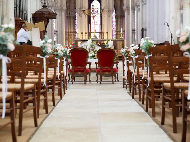 Le mariage de Kévin et Clémence à Saint-Antoine-du-Rocher, Indre-et-Loire 15