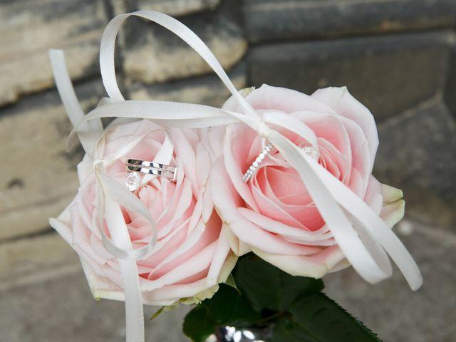 Le mariage de Kévin et Clémence à Saint-Antoine-du-Rocher, Indre-et-Loire 16