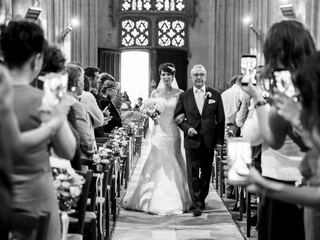 Le mariage de Kévin et Clémence à Saint-Antoine-du-Rocher, Indre-et-Loire 18