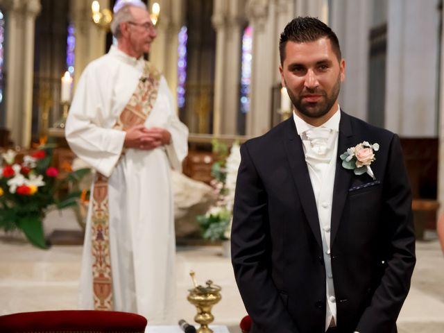 Le mariage de Kévin et Clémence à Saint-Antoine-du-Rocher, Indre-et-Loire 19