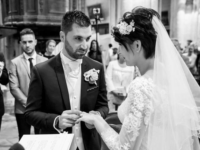 Le mariage de Kévin et Clémence à Saint-Antoine-du-Rocher, Indre-et-Loire 20