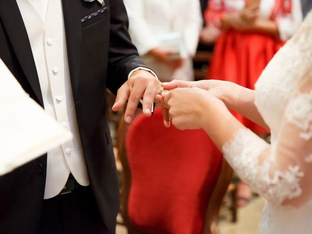 Le mariage de Kévin et Clémence à Saint-Antoine-du-Rocher, Indre-et-Loire 21