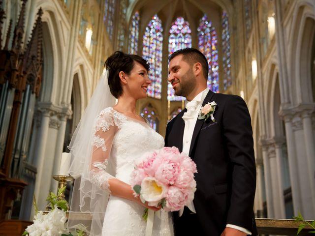 Le mariage de Kévin et Clémence à Saint-Antoine-du-Rocher, Indre-et-Loire 22