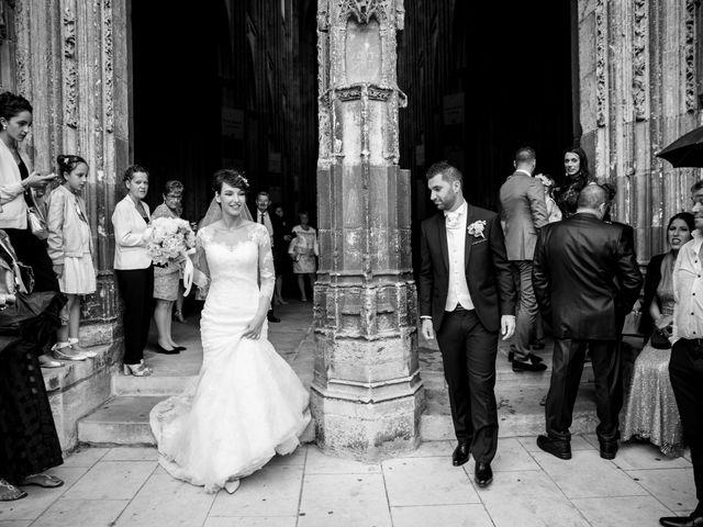 Le mariage de Kévin et Clémence à Saint-Antoine-du-Rocher, Indre-et-Loire 23