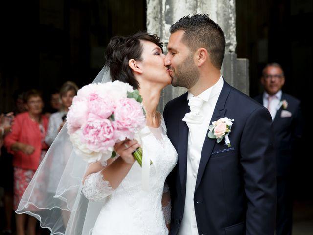 Le mariage de Kévin et Clémence à Saint-Antoine-du-Rocher, Indre-et-Loire 24