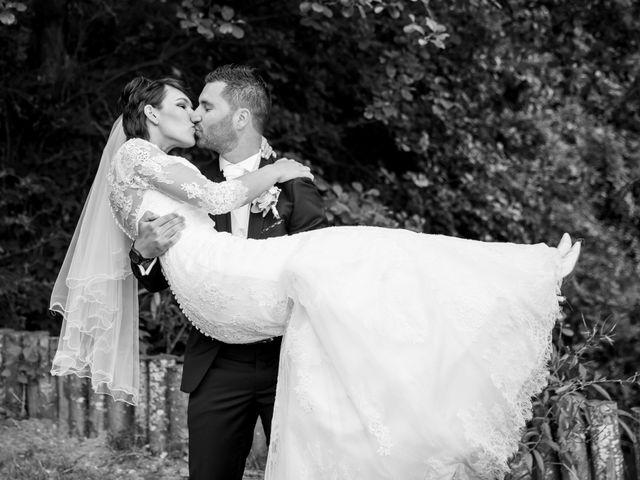 Le mariage de Kévin et Clémence à Saint-Antoine-du-Rocher, Indre-et-Loire 27