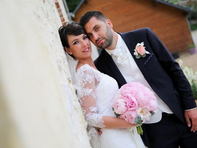 Le mariage de Kévin et Clémence à Saint-Antoine-du-Rocher, Indre-et-Loire 41