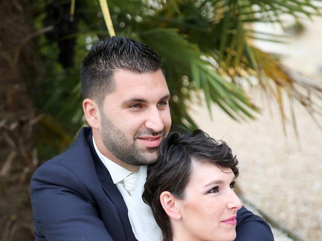 Le mariage de Kévin et Clémence à Saint-Antoine-du-Rocher, Indre-et-Loire 42
