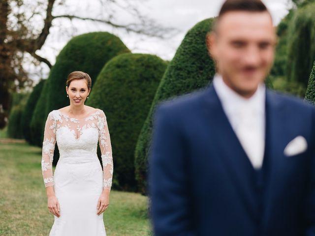 Le mariage de Grégory et Céline à Osthoffen, Bas Rhin 12