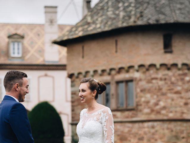 Le mariage de Grégory et Céline à Osthoffen, Bas Rhin 13