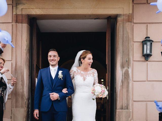 Le mariage de Grégory et Céline à Osthoffen, Bas Rhin 25