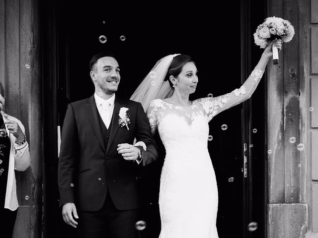 Le mariage de Grégory et Céline à Osthoffen, Bas Rhin 26