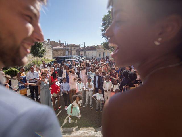 Le mariage de Corentin et Audrey à Bordeaux, Gironde 18