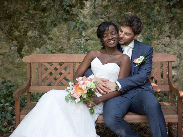Le mariage de Audrey et Corentin